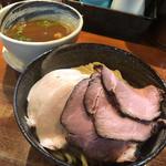 特製魚介鶏白湯つけ麺 300g