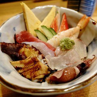 海鮮丼(丸まさ鮨 )