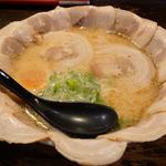 チャーシューメン(菊の屋 本店)
