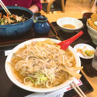 味噌ラーメン(よし乃 道の駅店)