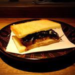 焼穴子サンド