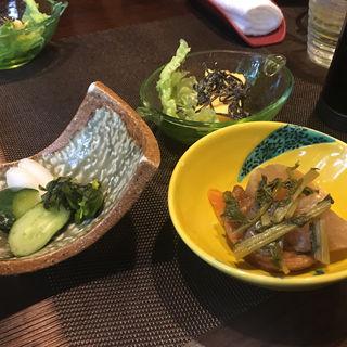 定食(四季 武むら (しき たけむら))