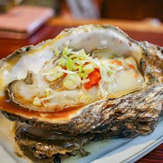 岩牡蠣(丸千葉)