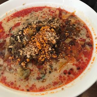 四川担々麺(同源楼 (ドウゲンロウ))
