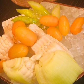 盛り合わせ野菜(しとらす)