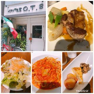 (イタリア食堂 Q.T.8)