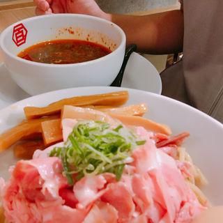 百年肉汁つけ麺(百年本舗 秋葉原総本店)