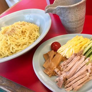 冷やし中華/醤油だれ(ラーメン山岡家 南2条店)