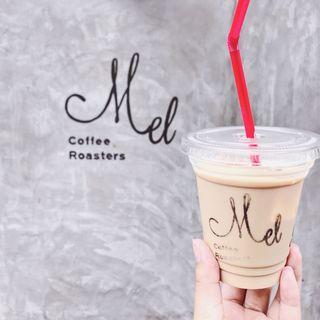 アイスカフェラテ(メルコーヒーロースターズ (Mel Coffee Roasters))