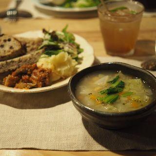 スープセット(ルヴァン ターブル 信州上田店 (Levian Table))