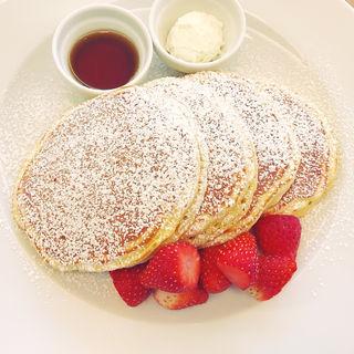 バターミルクパンケーキ(サラベス 東京店 )
