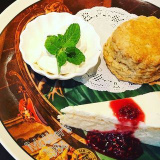 レアチーズケーキ(ポートマンズカフェ (PORTMANS CAFE))