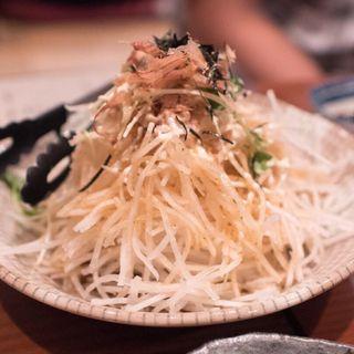 大根ツナサラダ(麦笑家 (ビアダイニング・ムギワラヤ))