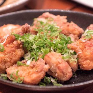 油淋鶏(麦笑家 (ビアダイニング・ムギワラヤ))