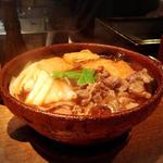 牛山さんの肉豆腐