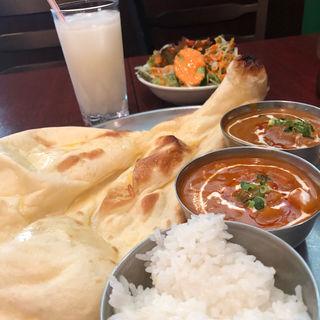 Bランチ(ナマステタージマハル インド料理カルパナカレー 日根野店)