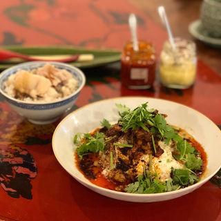 麺ランチセット(茶酔楼 時の葉 )