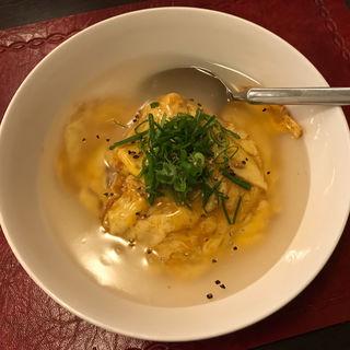 塩天津飯(ラーメン ニャン福  )