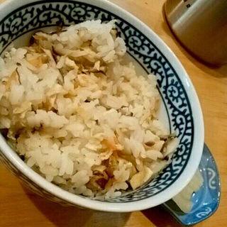 サザエの炊き込みご飯(あいちゃん)