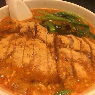 排骨担々麺(亜寿加)