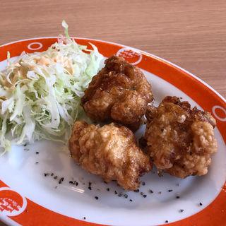 唐揚げ 塩(長崎ちゃんめん 山口長門店 )
