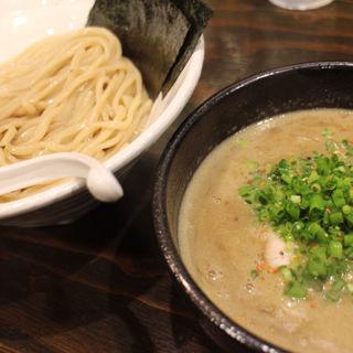 濃厚ニボ味噌つけ麺(札幌 Fuji屋)