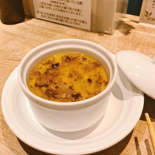 フォアグラの茶碗蒸し(赤白 新大阪店 (コウハク))