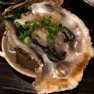 岩牡蠣(九州料理ぜんざい)