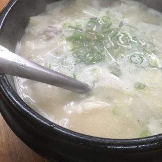 ソルロンタン(韓国家庭料理釜山)