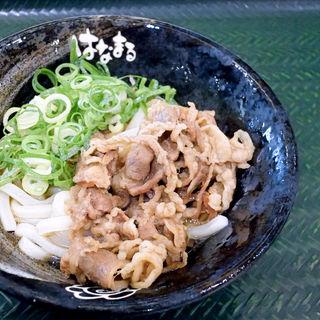 牛肉おろしぶっかけ冷(おろし&カットレモン抜き)