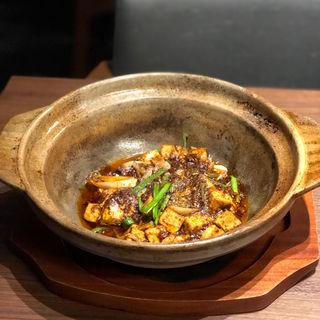 四川式麻婆豆腐(中国菜エスサワダ)