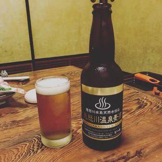 鬼怒川温泉麦酒(ほてる白河湯の蔵 )