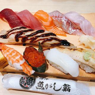 握り(沼津魚がし鮨 新静岡セノバ店 )