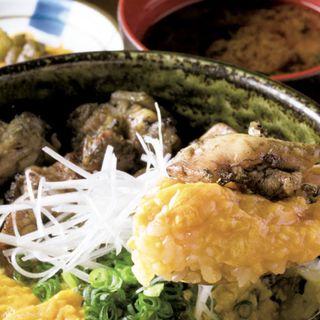 元祖炭火焼親子丼(ぼんぼり)