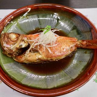 金目鯛の煮付け(下田ビューホテル )
