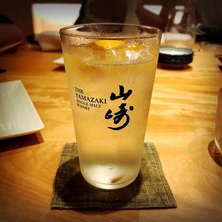 白岳のレモンサワー(そま莉 (ソマリ))