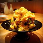 燻製玉子のポテトサラダ