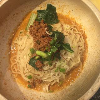 汁なし担々麺(秀山 (シュウザン))