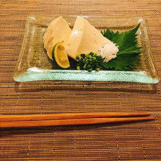 ざる豆腐 なごり雪(神楽坂 今井屋本店 )