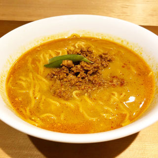 カレー担々麺(麺屋虎杖 四条富小路)