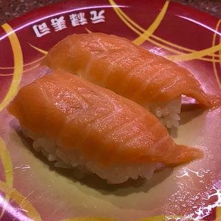 トロサーモン(元禄寿司 本店)