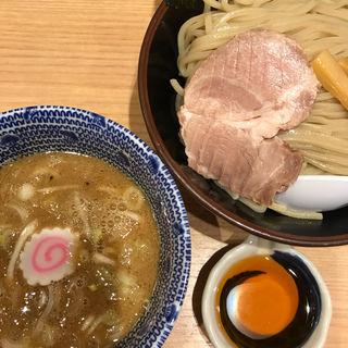 海老つけめん(舎鈴 新宿西口店)