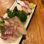 タイ(魚三酒場 富岡店 (うおさんさかば))