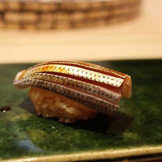小鰭(鮨薪介)