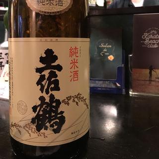 土佐鶴 純米酒(キッチンしゃもじ)