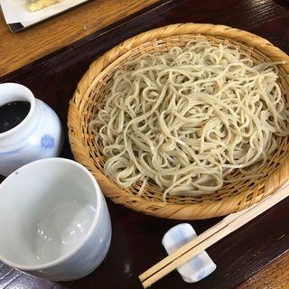ざる蕎麦(狭山 翁 (さやま おきな))