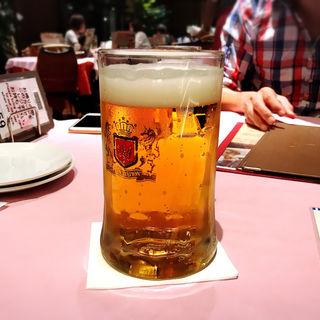 サッポロ生ビール(ビヤステーション恵比寿 )