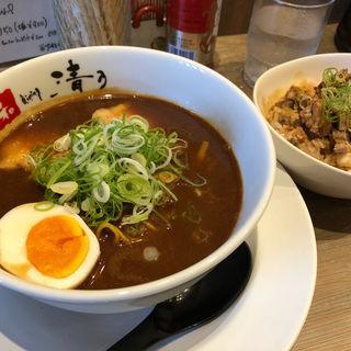 和歌山ラーメン(和 dining 清乃 (セイノ))