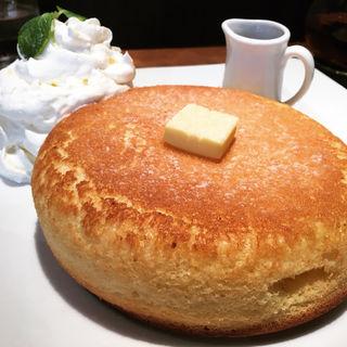 石窯焼きホットケーキ