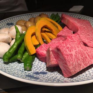 山形牛(最上亭 (もがみてい))